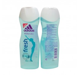 Adidas Shower Gel 250ml woman, Fresh