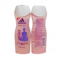 Adidas Shower Gel 250ml woman, Relax