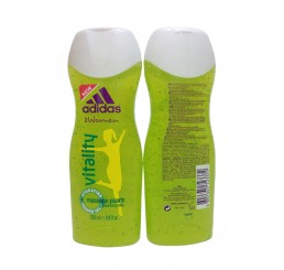 Adidas Shower Gel 250ml woman, Vitality