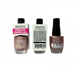 Astor Nail Polish 8ml woman, Quick'N Shine 103 Sweet Home