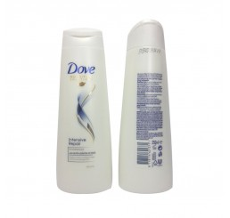 Dove Shampoo 250ml unisex, hair therapy, Intensive Repair