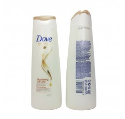 Dove Shampoo 250ml unisex, hair therapy, Nourishing Oil Care