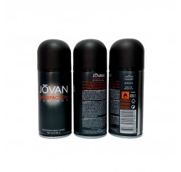 Jovan Body Spray 150ml men, Satisfaction