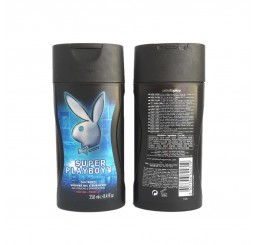 Playboy Shower Gel 250ml men, Super Playboy