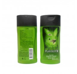 Playboy Shower Gel 250ml men, Sexy Hollywood NEW SHAPE