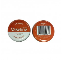 Vaseline Lip Therapy 20g unisex, Cocoa Butter