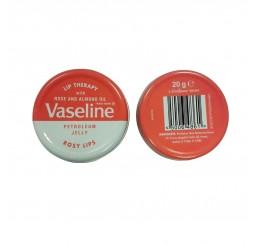 Vaseline Lip Therapy 20g unisex, Rosy